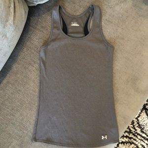 New without tags Under Armour Victory Tank M